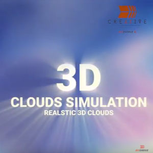 3D Clouds Simulation