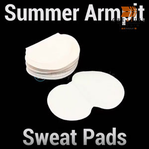 Summer Armpit Sweat Pads Product