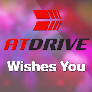AtDrive Holi Greeting Video Version 01