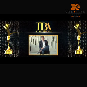 IBA Star Awards Award 05 Winner Sunil Winning Speech Video