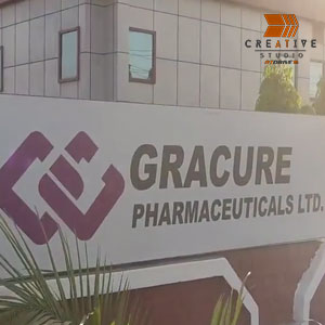 Gracure Pharma Cream Production & Process Video