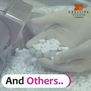 Gracure Pharma Tablets & Capsules Production & Process Video