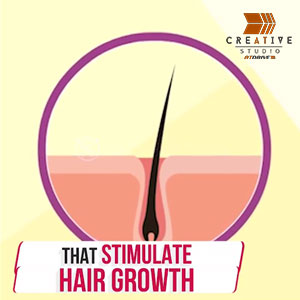 Hair Growth Essence Product Promo Video