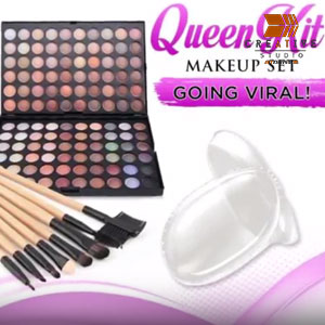 QueenKit Makeup Kit Product Details Simple Video Version