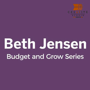 Beth Jensen Fit Videos Series Logo Intro