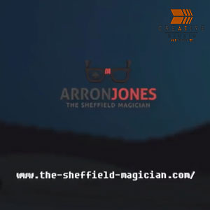 Arrow Jones 3D mixcraft Long Logo Animation Video