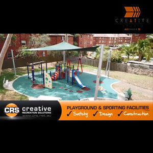 CRS Creative Recreation Solutions Project Playground Video