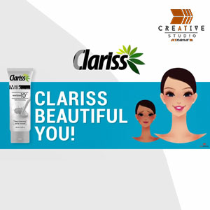 Clariss Milk Face Wash