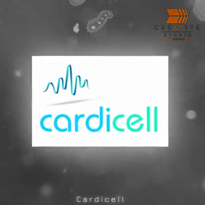 Cordicell 3D Logo Intro