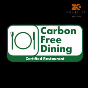 Carbon Free Dining Social Media Video
