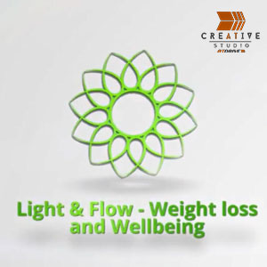 Light & Flow - Weight loss and Wellbeing Social Media Video