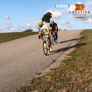 Cycling Iconntechs Action Sports Series Video