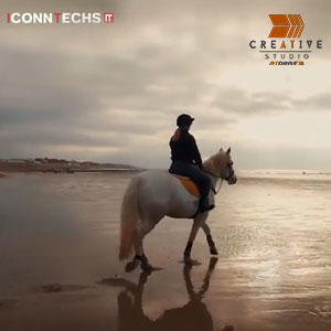 Horseback Riding Iconntechs Action Sports Series Video