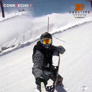 Iconntechs Action Sports Series Snowboarding Promo Video