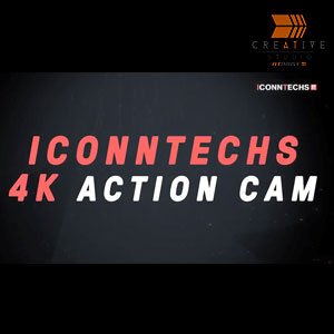 Iconntechs Action Sports Series Surfing Social Media Video