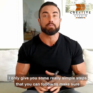 Chris Dufey Bussiness Series How to Stand Out Motivation Video With Caption