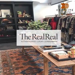 Future of Store The Real Real Video