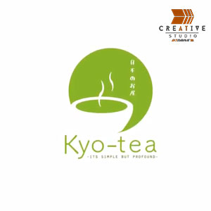 Kyo Tea Logo Intro Video