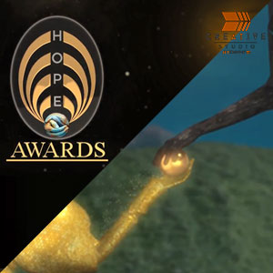 3D Hope Award logo Video