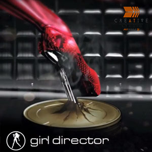 Girl Director New Series Landing Page Video