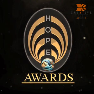Hope Award Logo Intro 2D+3D