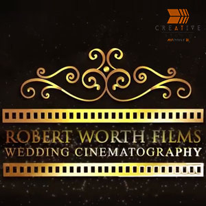 Robert Worth Films 3D Logo Intro