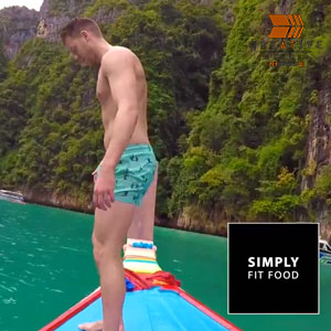 Simply Fit Food Promo Video