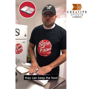 Sare Food Ice Box Explained