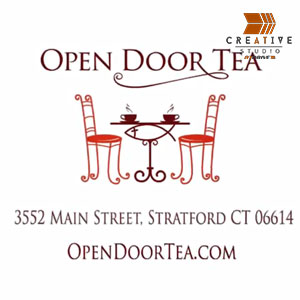 Open Door Tea Homepage Video
