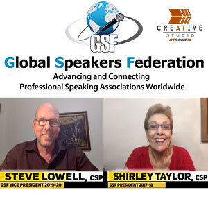 Global Speakers Federation Video